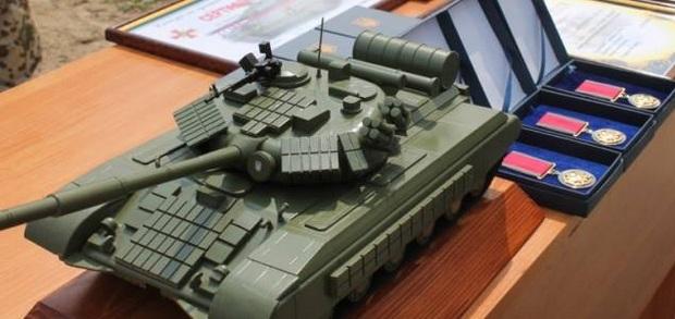 Танковый биатлон-2019: армия определилась с участником от Украины