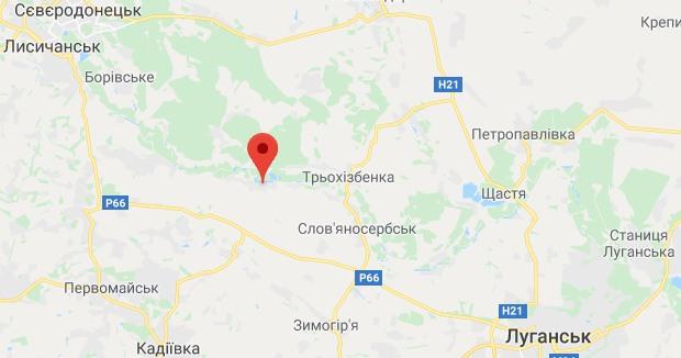"""""""Перемирие"""": сегодня оккупанты били из пушек 152 мм по Крымскому"""