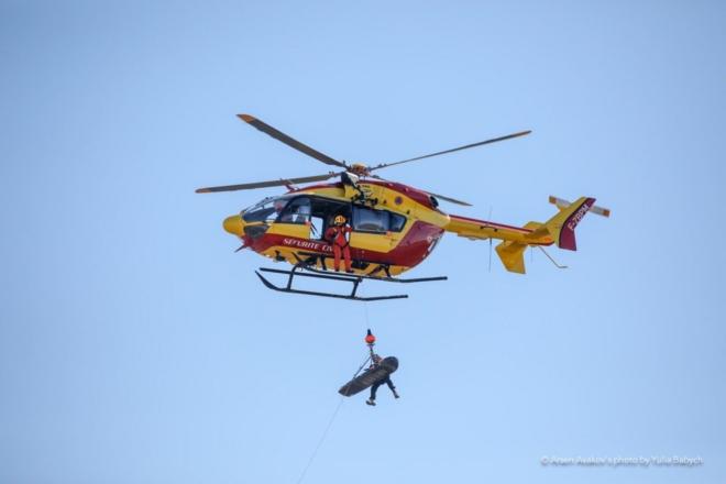 В Украине будут обслуживать Airbus Helicopters: фото