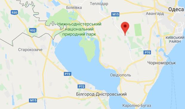 Под Одессой в погребе из-за брожения погибли двое мужчин