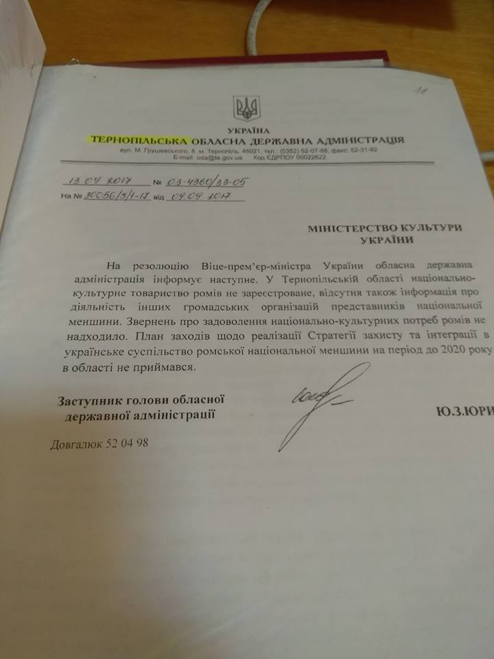 Ромы в Украине. Бездействие государства порождает экстремизм