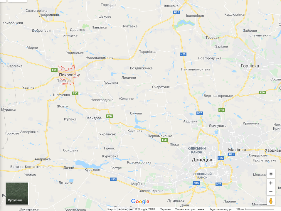 """Силовики показали """"прорыв"""" с оружием через блокпост в Донбассе"""