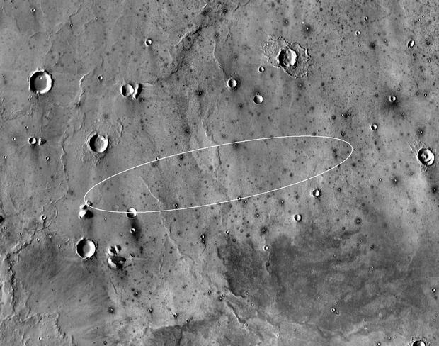 Через три недели – посадка модуля InSight на Марс: схема и фото