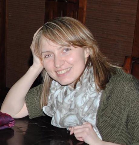 Александра Бакланова