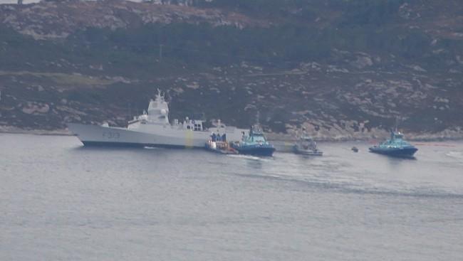 В Норвегии из-за аварии закрыли морские месторождения нефти