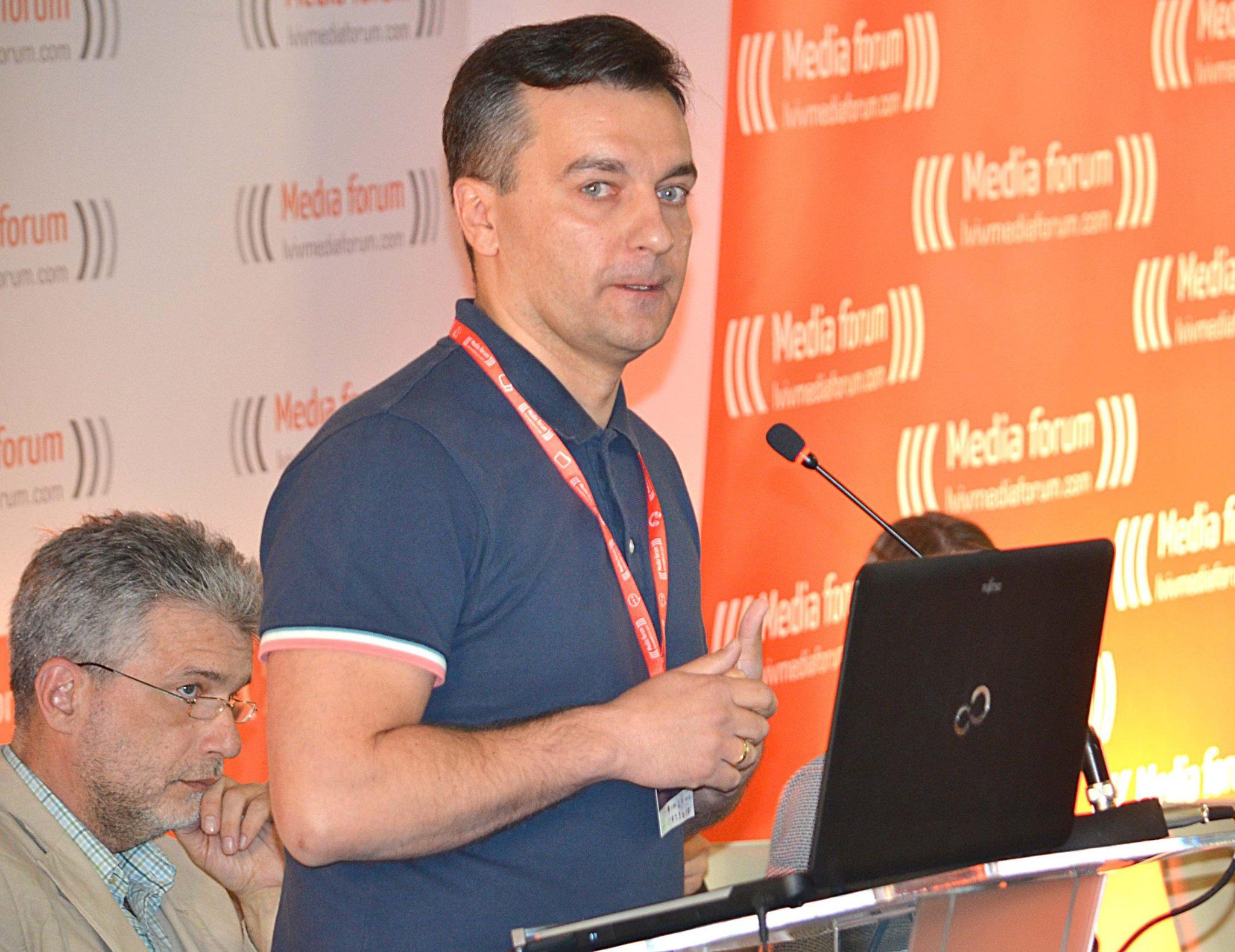 Дмитрий Гнап (фото - facebook.com/butroff)
