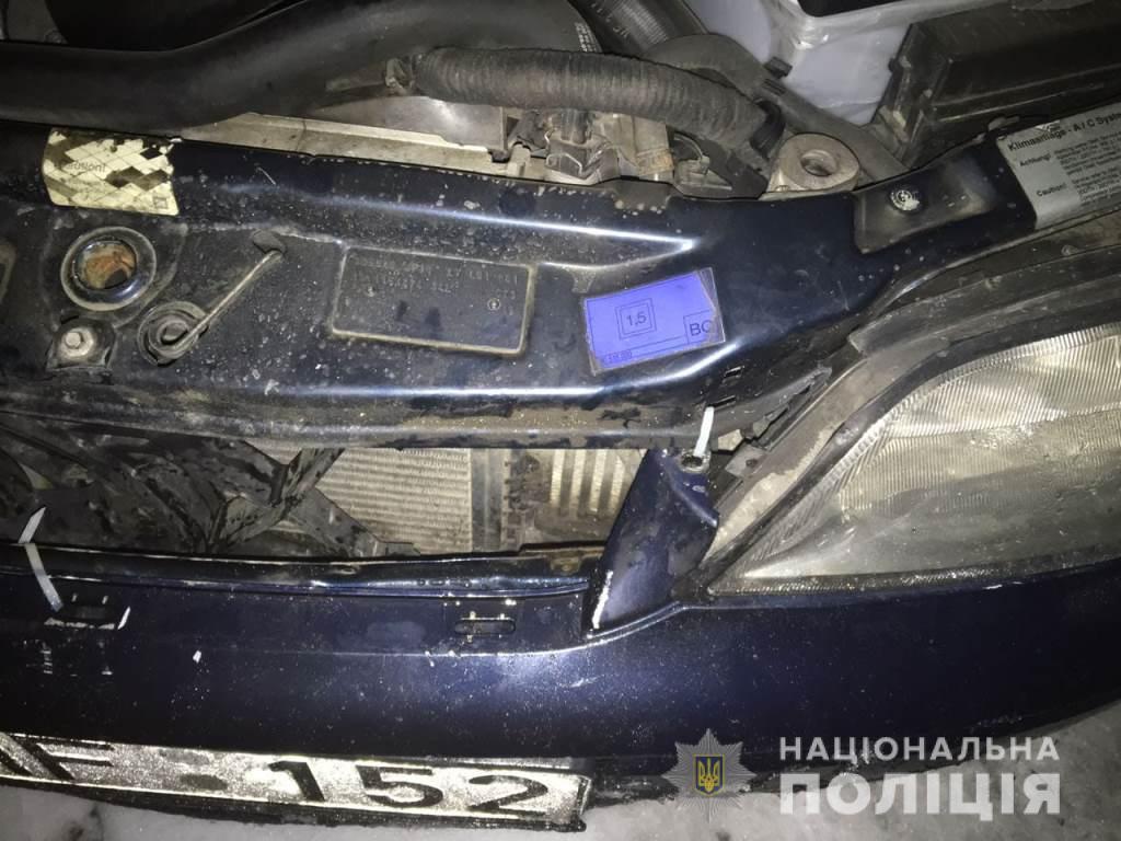Под Киевом пьяный водитель сбил двоих детей и сбежал - полиция