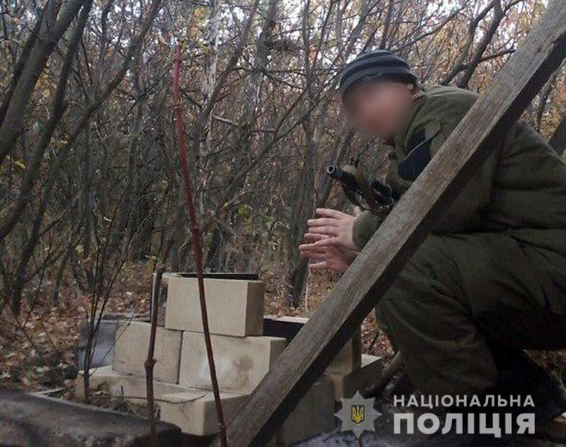 """В Донбассе задержали бывшего боевика """"Оплота"""": фото"""