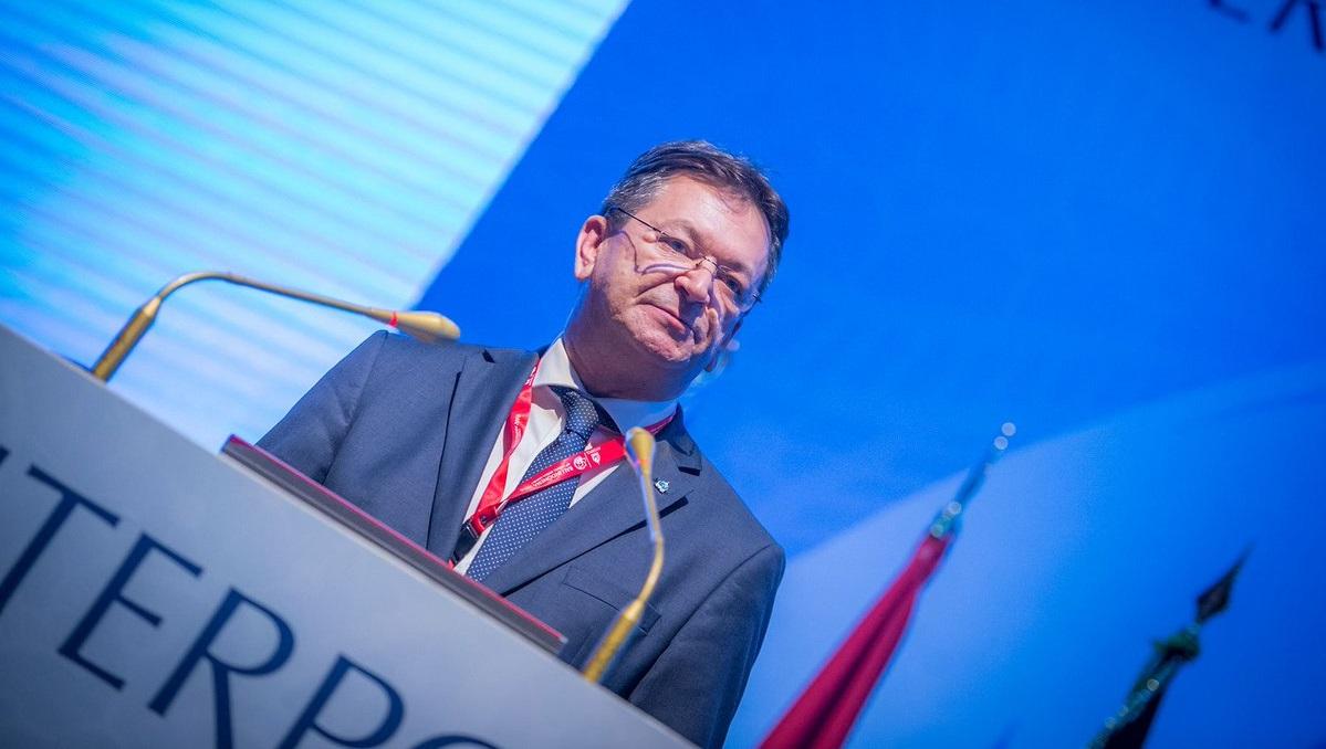 Брат кандидата в главы Интерпола представляет Украину в ОБСЕ: СМИ