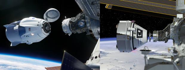 """Выяснилось, когда на МКС впервые полетит новый """"Дракон"""" от SpaceX"""