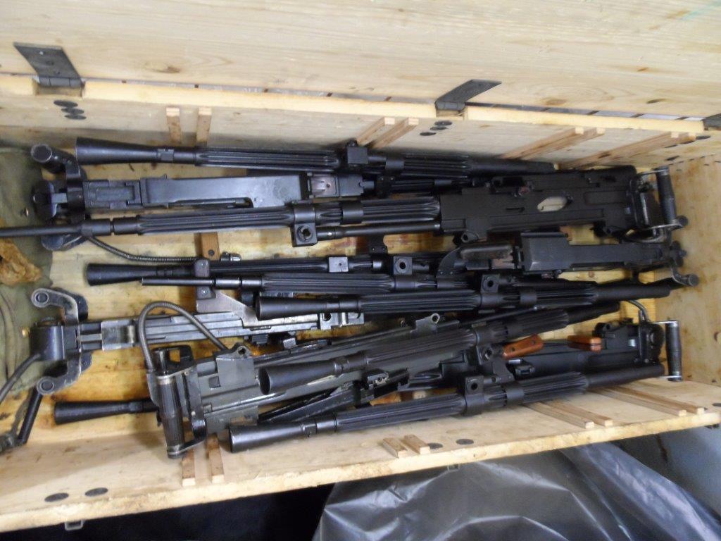 Мексиканский картель покупал оружие в Венгрии. Без РФ не обошлось