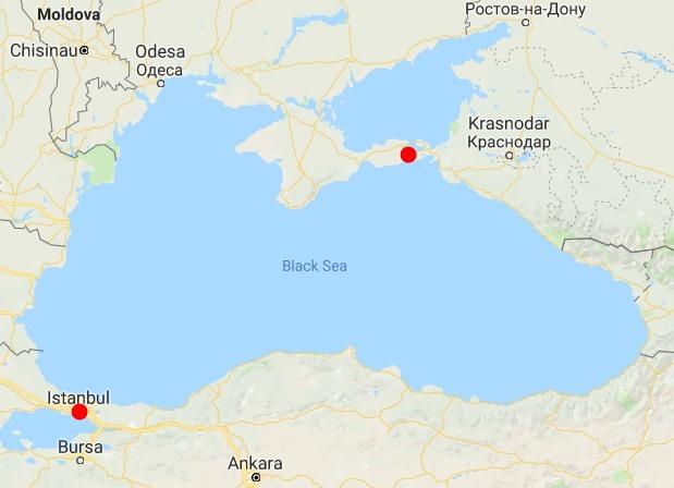 Украина будет добиваться закрытия Босфора для военных кораблей РФ