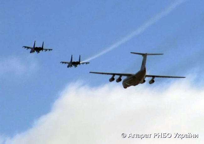 К границе с РФ стягивают десантно-штурмовые подразделения: фото