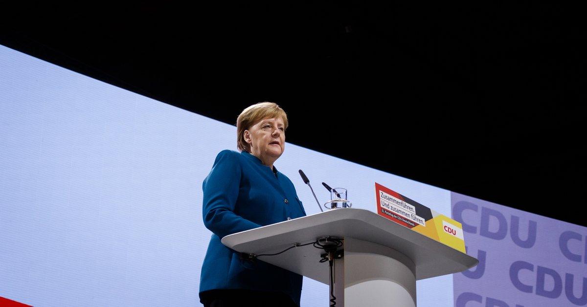 """""""Закончилась эпоха"""": Меркель ушла с поста главы правящей партии"""