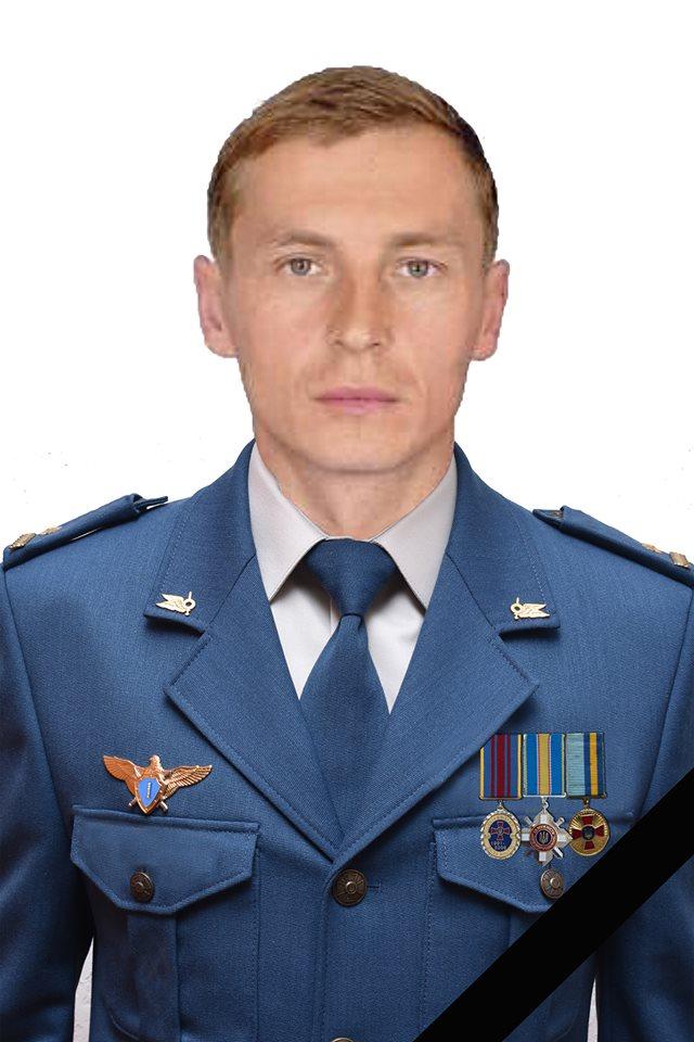 Александр Фоменко (фото - пресс-служба ВСУ)