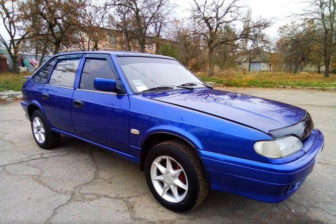 В Николаеве продают Москвич с кузовом ВАЗа и мотором от AUDI