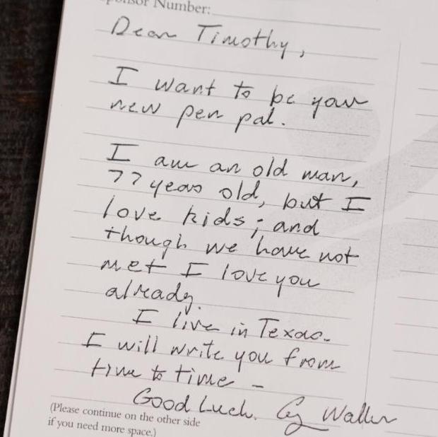 Президент США анонимно переписывался с филиппинским мальчиком