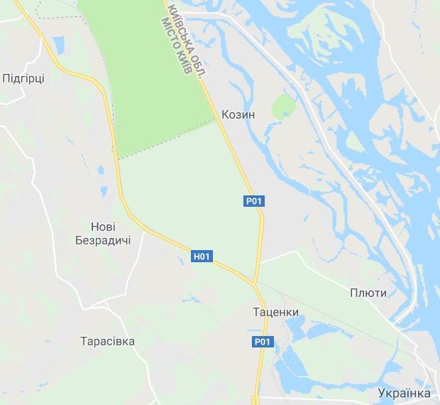 Государству вернули остров под Киевом: почти полмиллиарда гривень