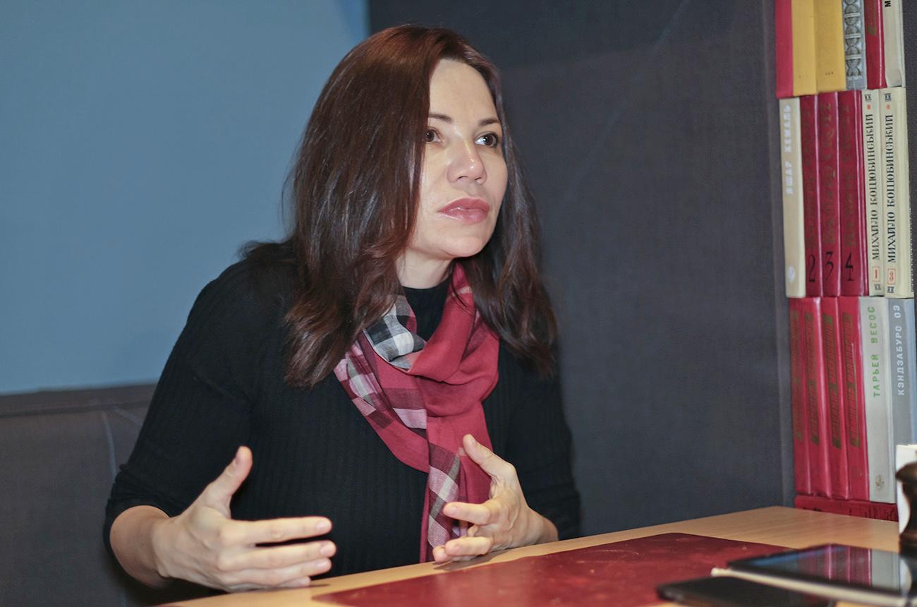 Виктория Сюмар: Зеленский не готов к посту президента