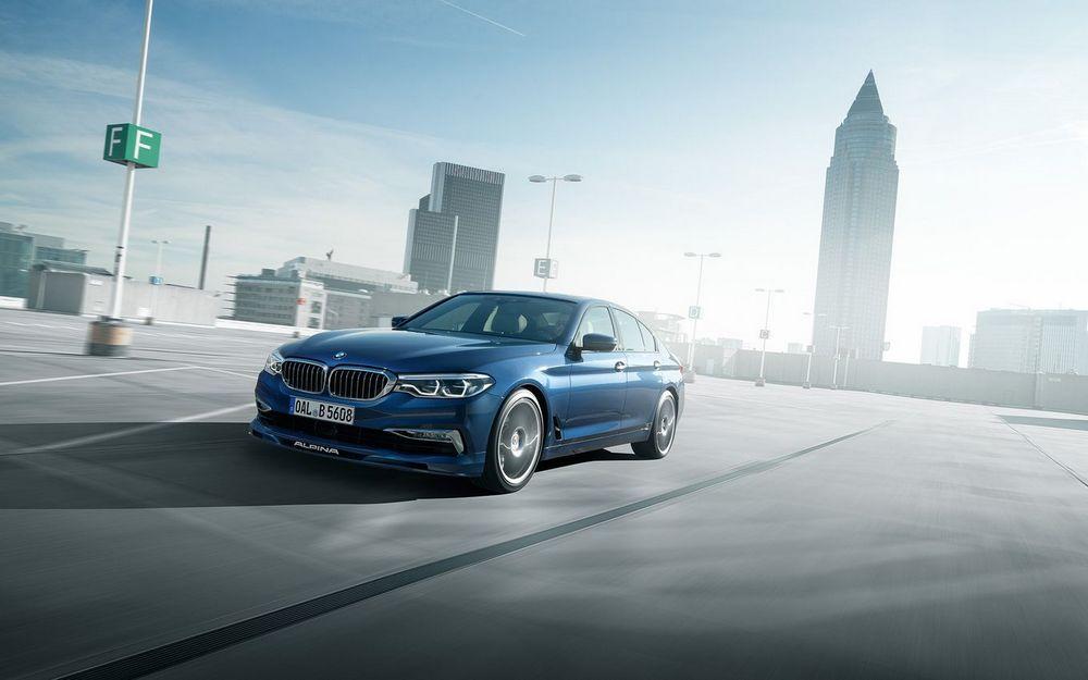 Фото - alpina-automobiles.com