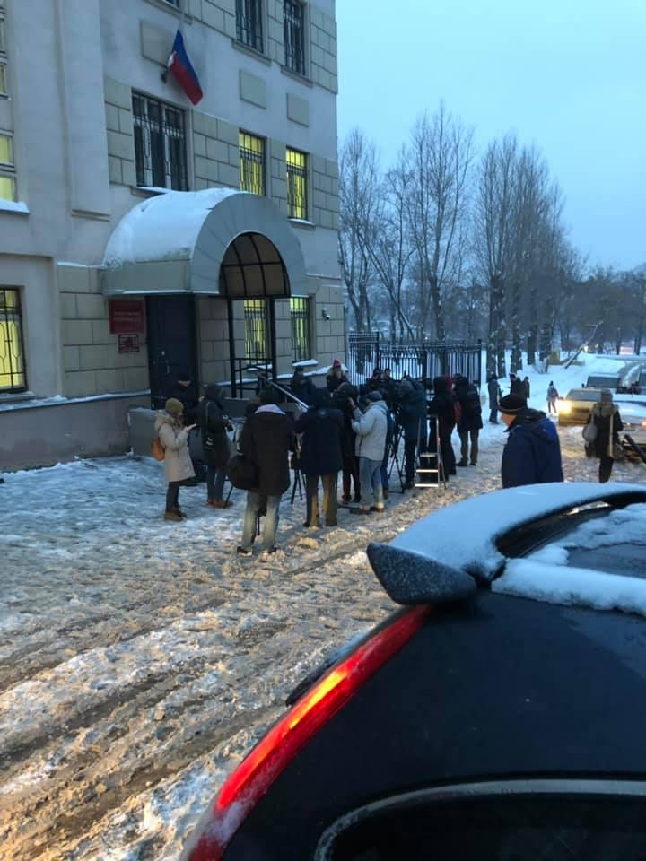 ФСБ добилась закрытого суда над украинскими моряками - Климкин