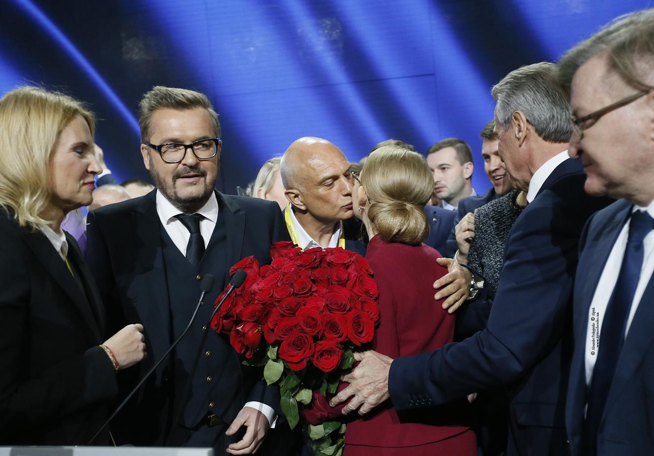 Она идет! 10 вещей со съезда Тимошенко, которые нас удивили