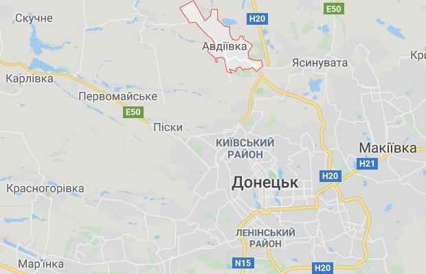 На фронте в Донбассе второй день необычно тихо