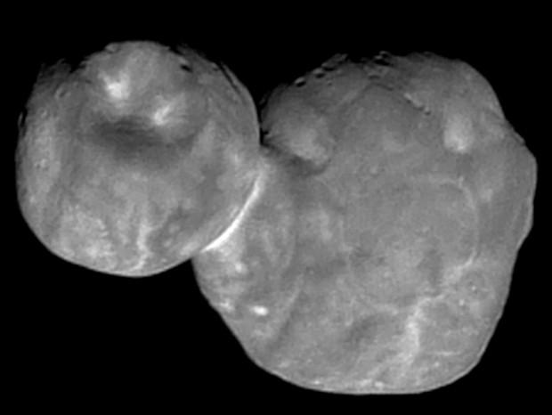 """Появилось более детальное фото """"Края света"""" в 6,6 млрд км от нас"""