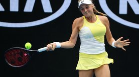 Украинская теннисистка выиграла турнир WTA в Страсбурге
