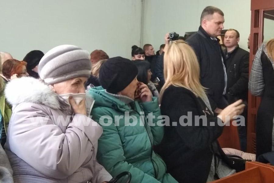 Драка и слезоточивый газ: мэру Доброполья избрали меру пресечения