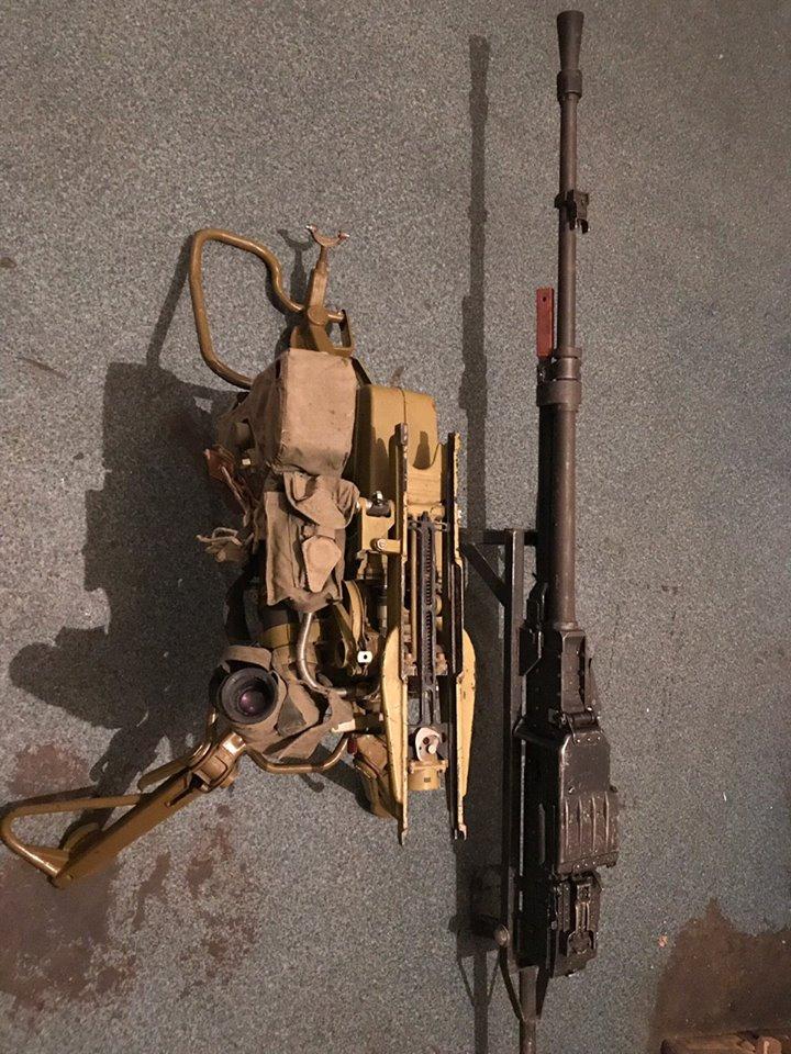 Разведчики обезвредили засаду боевиков и показали трофеи: фото