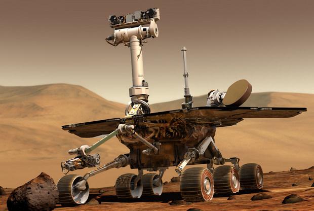 Последнее, что увидел на Марсе умолкший ровер Opportunity: фото