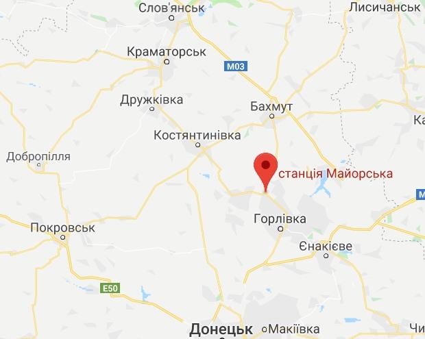 Боевики оставили на ночь в серой зоне 46 человек: их эвакуировали