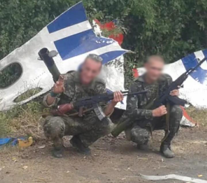 В Донбассе задержали боевика, охранявшего обломки MH17: видео