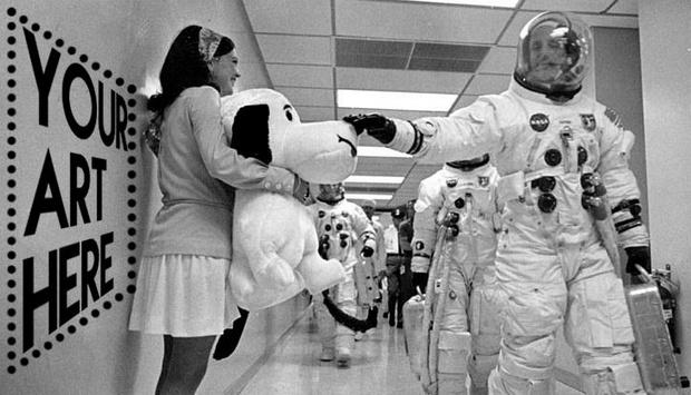 Последнее, что увидят астронавты перед стартом: объявлен конкурс