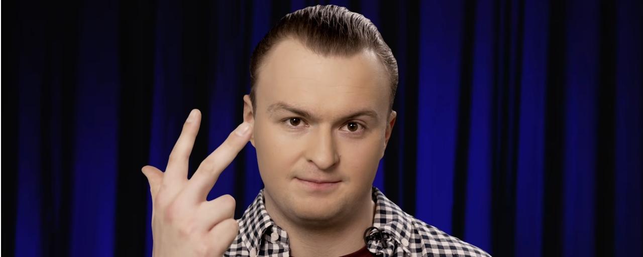 Игорь Гладковский (скриншот видео)