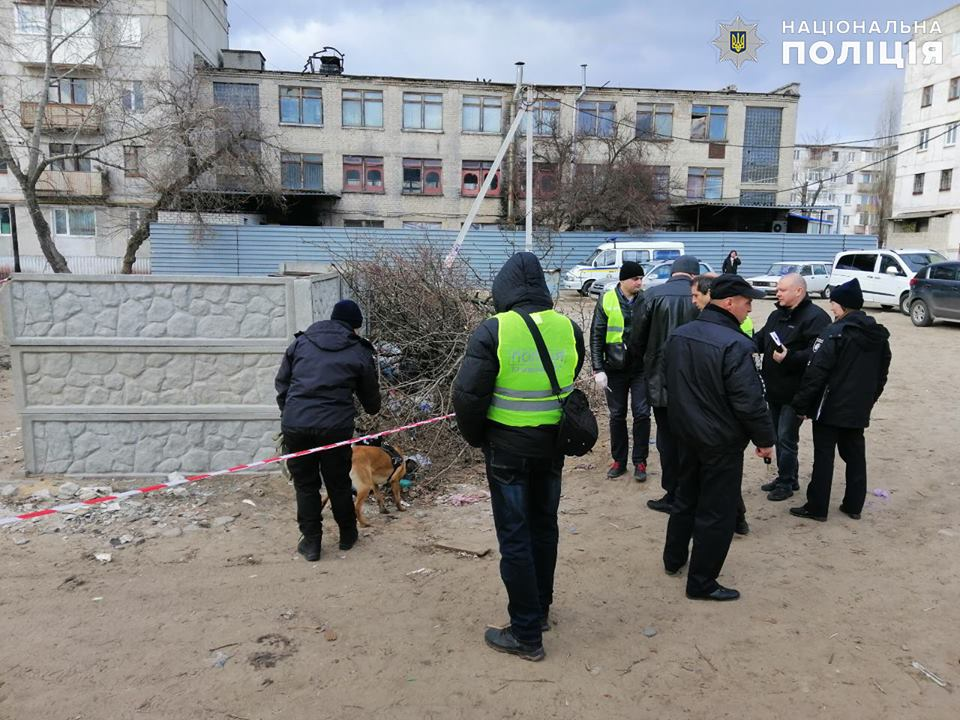 В Донбассе на помойке нашли труп младенца