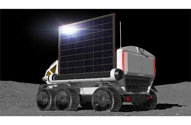 Луномобиль, колесо-винт для авто, дрон-пастух: новости технологий