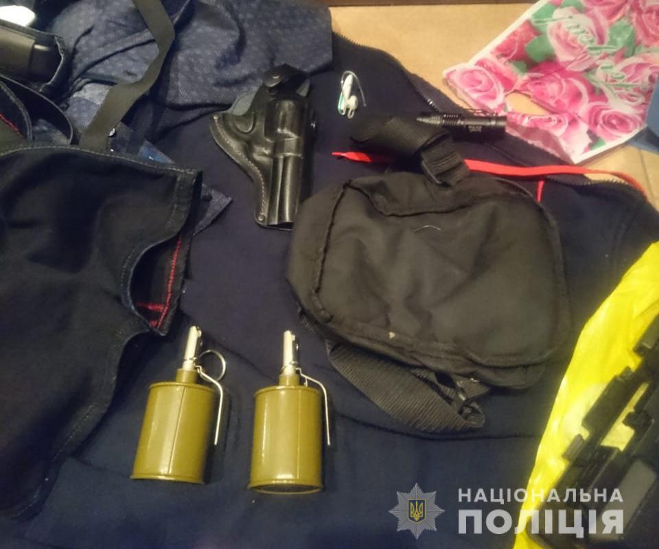 В Днепре КОРД задержал четверых подозреваемых в разбое - видео