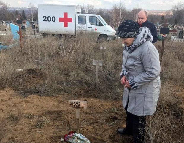 Идентифицирован сгоревший в 2014-м в танке боевик из Славянска