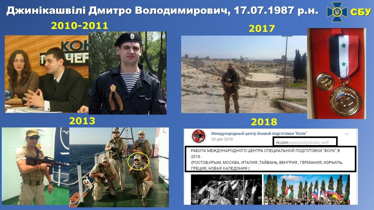 СБУ опровергла информацию об украинской ЧВК Вега в Сирии