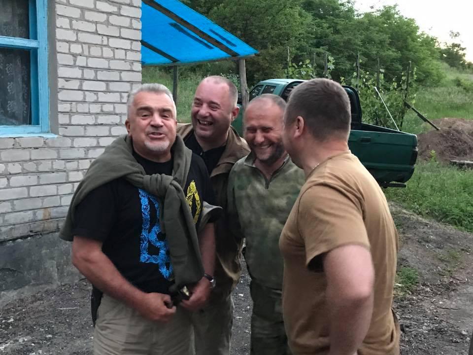 В ДТП погиб известный украинский бизнесмен и волонтер