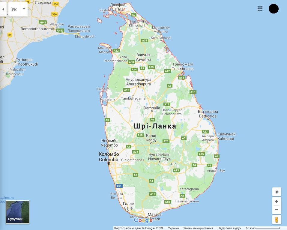 Во время Пасхи в храмах и отелях Шри-Ланки произошло 8 взрывов