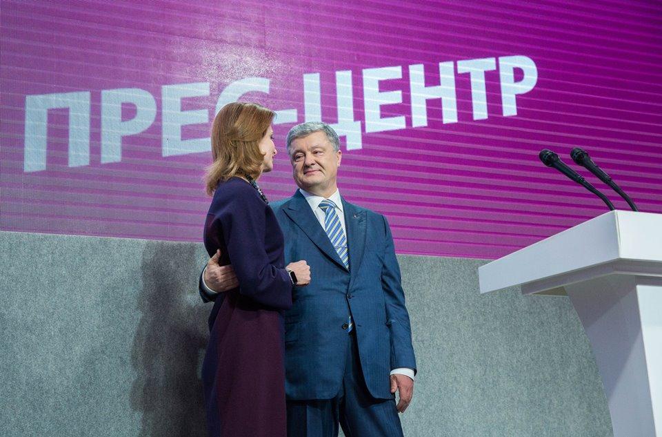 Порошенко признал поражение и поздравит Зеленского