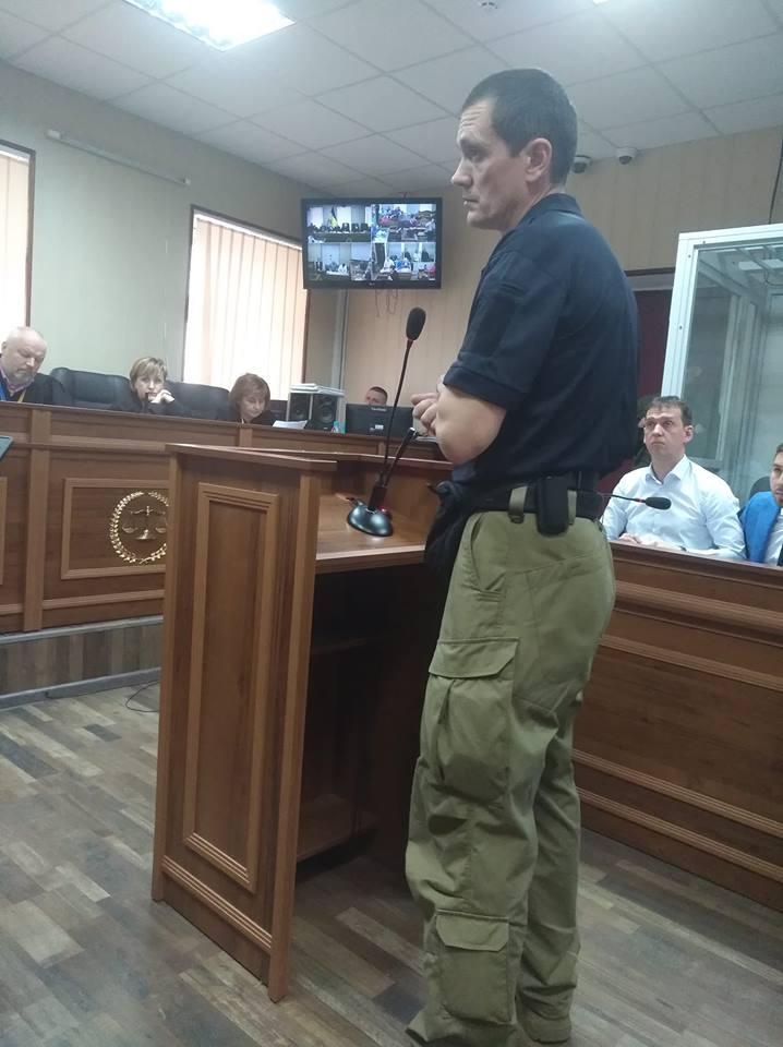 Дела Майдана: показания дал экс-руководитель спецотряда Омеги