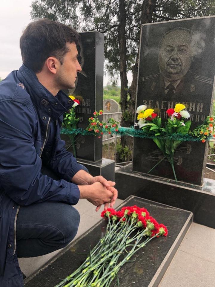 Зеленский заявил, что 9 мая - это наш День благодарения: фото