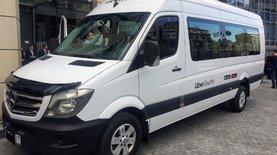 Uber запускает бесплатный шаттл для медиков Киева