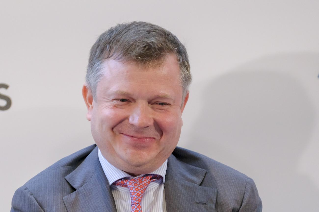 Константин Жеваго (фото - Андрей Гудзенко/LIGA.net)