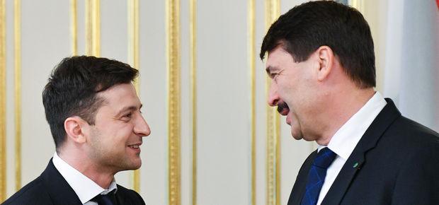 Закарпатье. Президент Венгрии заявил, что Зеленский его обнадежил