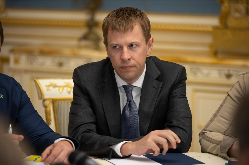 Виталий Хомутынник (фото - president.gov.ua)